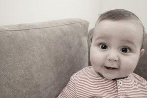 Smiling-baby-BW